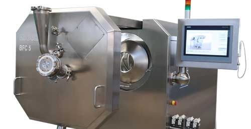 Containment Coater BFC 5