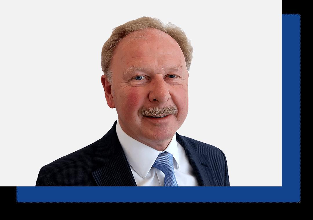 Joachim Kraft, Gebietsverkaufsleiter L.B. Bohle