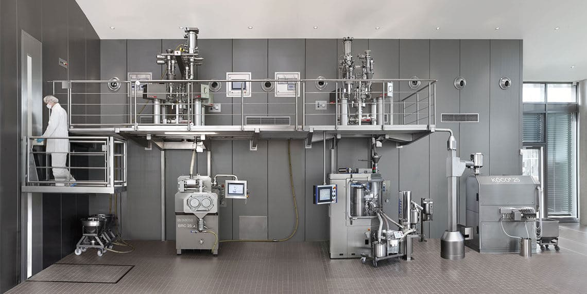 Continous_Manufacturing_Trockengranulation
